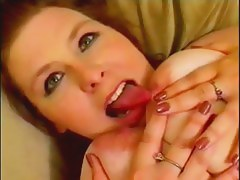 fatty sucks 2 cocks plus gets fucked