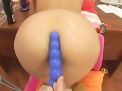 Comely Marta's Anal Happiness two!