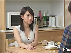 Sexy Sana gets to be fucked by husband at their habitation making say no to shed tears