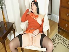 Busty Mature solely 002