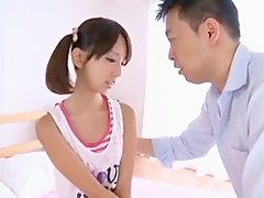 Petite Japanese Girl Has Kinky Sex With Swear at