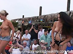 SpringBreakLife Video: Bikini Contest -Skin To Win