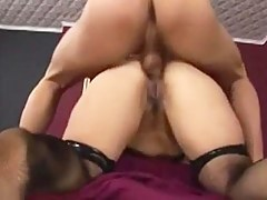 Old dirty woman got her exasperation creampied