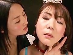 Lesbian Domination, Ayako & Sarina