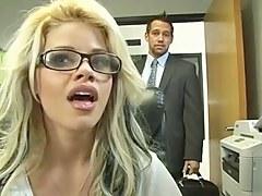 A gorgeous Secretary very Very Sexy. JR