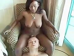 Sombre Mistress white slave