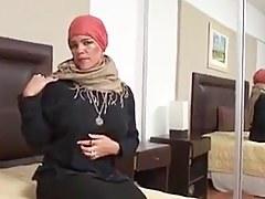Hijab muslimisches abficknutte