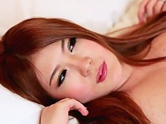 Momoka Nishina HD hard threesome in lingerie (Japanese)