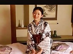 Japanese-style elegant beautiful wife