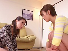 Lesbian Submissive Nozomi
