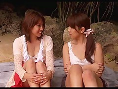 Misa Yuki Lesbian Deserted Island 2