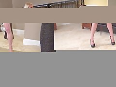 slave takes smart from the whip overwrought mistres Vanessa