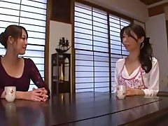 Ayumi & Akari - Beautiful Japanese MILFs