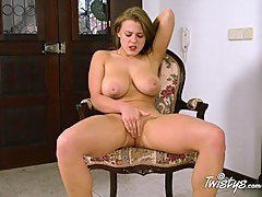 TwistysNetwork Video: Angels Dress Just about White