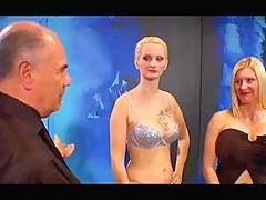 Blondinen Auf Sperma Schluck Tour Pt1