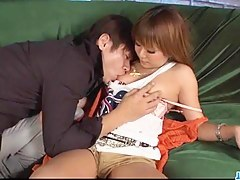 Kokoa Ayane Asian princess receives staggering fuck
