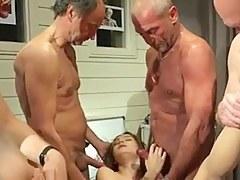 five old men -bymonique