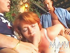 MMVFilms Video: Lovely Facial For Curvy Kira