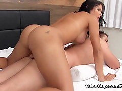 TranssexualBarebacking Video: Nicolly Dickman