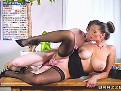 Heavy Tits to hand School: The Sexy Teacher. Sensual Jane, Danny D