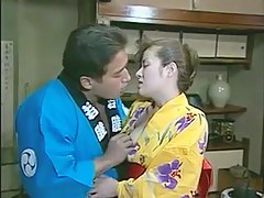 Japanese video 643 Lounging robe Wife