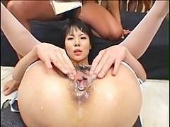 Japanese Pussy Bukkake - Konomi Sakura