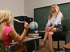 Lesbian Teacher added to Student