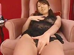 Asian girl fucked & bukkake