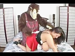 Monster Tits Maria And Da Beamy Bad Wolf