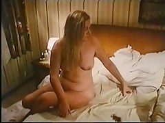 German sluts lady-love in an old porn video