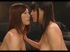Japanese Lesbian Orgasms