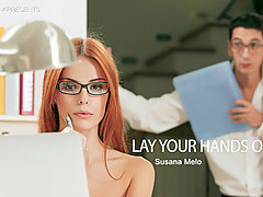 Susana Melo in the matter of Lay Your Hands on Me Scene