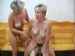 Two Matures Play with Each Interexchange Unsystematically Some Cock