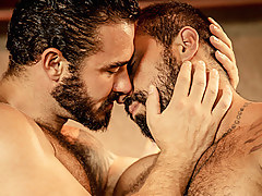 Jessy Ares & Ricky Ares close to Prolong Farewell Scene