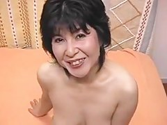 Japanese Mature low-spirited woman