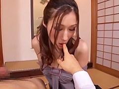 Aoki Misora in Dirty Speak With Elegant Blame Aoki Misora ??honorific