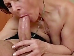 Granny obtain fucked - 8