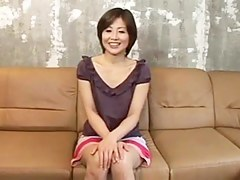 The MILF wife was shown a man of masturbation ..