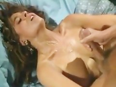 Peter North Bangs Hottie with Giant Milk Shakes Hardcore sex movie