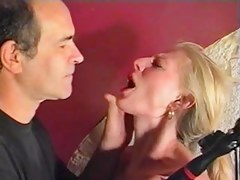 Brutal SM Premiere Soumission   French Mf Instigating caning