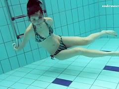 UnderwaterShow Video: Nina Markova