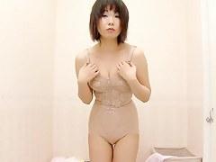 Hot lingerie erotically wraps dressing room ecumenical