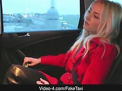 Fake Hansom cab Victoria