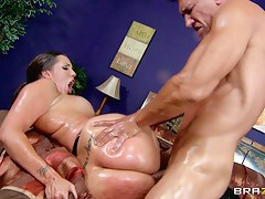 Obese Wet Butts: Creampie Insusceptible to A Divine Ass