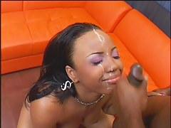 Chunky Black Cutie Stacie Lane Screwed