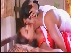 Softcore sex semblance like actress Bhavana less her school times