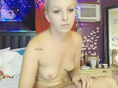 Punk Princess League together Tease Camshow