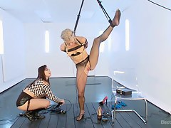Bella Bends Gymnast Electrified