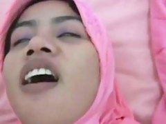 Arab wife has oral-stimulation coupled with pastor copulation with facial