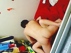 Homemade asian voyeur movie